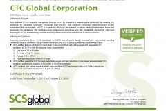 Certificate SCS-EPP-00003
